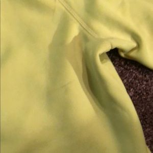 Under Armour Tops - Under Armour hoodie size adult small Bright yellow
